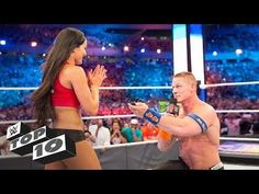 WWE power couple, and E! reality TV stars, John Cena and Nikki Bella have called it quits. John Cena Nikki Bella, Wwe Superstar John Cena, Wwe Top 10, Clash Of Champions, Laid Back Wedding, Wedding Photographer London, Wrestling Videos, Life Hacks For School, Reality Tv Stars