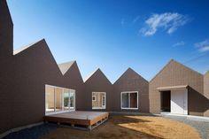 House of Awa-cho, Nasushiobara, 2013 - Container Design