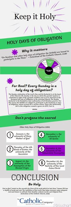 Holy Days of Obligation  | The Catholic Company