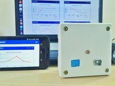 Personal Weather Station (Arduino+ ESP8266 + Thingspeak)