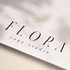 Botanical Florist Logo Minimal Logo Design Beauty Logo | Etsy Custom Logo Design, Custom Logos, Minimal Logo Design, Graphic Design, Florist Logo, Square Logo, Hand Drawn Logo, Watercolor Logo, Boutique Logo