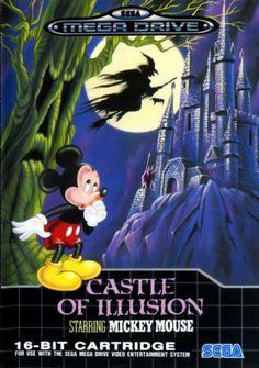 Mega Drive - Castle Of Illusion