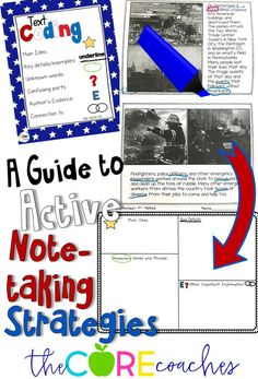 Teach active note ta