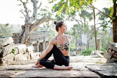 6 Yoga Twists To Help You Release The Past + Make Room For The Future