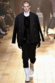 Lanvin-- Fall 2013 Menswear