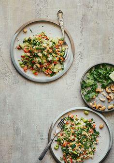 Edamame, Vegan Lunch Box, Vegetarian Recipes, Healthy Recipes, Spring Recipes, Food Inspiration, Salad Recipes, Healthy Snacks, Clean Eating