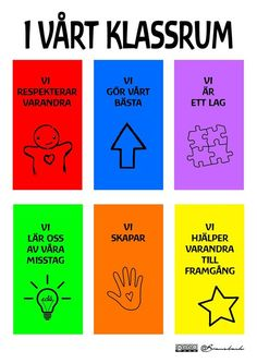 The True Power of Beliefs, Part 1 Teaching Schools, Elementary Schools, Learn Swedish, Swedish Language, Growth Mindset Posters, Educational Activities For Kids, Classroom Management, Special Education, Kids And Parenting