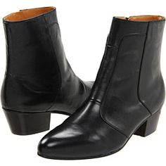 Giorgio Brutini 80575 Beatle boots for men, but great for ladies, too! Available in wide width, as well.