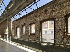 MADRID, Verlarde Cultural Center, Rafael de La-Hoz Arquitectos