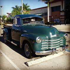1951 Chevrolet 3100 Pickup Truck. #ClassicNation