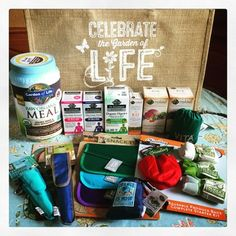 It's In The Bag! Garden of Life and Chico Bag Giveaway