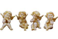 Aniołki Vivien collection / Figurka aniołek / Kolekcja – figurki / Stylizowane