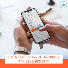 Mobile app development is not cheap as the website. Businesses should evaluate their mobile presence thirst before entering into the development contract. Application Development, App Development, Mobile Game, Investing, Samsung, Phone, Euro, Apps, Passive Income