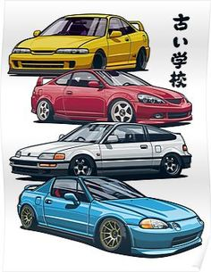 High-quality posters to hang in dorms, bedrooms or offices. Multiple sizes are available. Printed on semi gloss poster paper. Additional sizes are available. Honda Civic, Honda S2000, Volkswagen Golf Mk1, Volkswagen New Beetle, Tuner Cars, Jdm Cars, Impreza Subaru, Arte Do Hip Hop, Vw Vintage