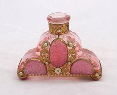 Czech Perfume Bottle by Irice