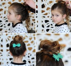 up do for thin hair