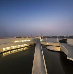 Primer proyecto de Álvaro Siza y Carlos Castanheira en China por Fernando Guerra