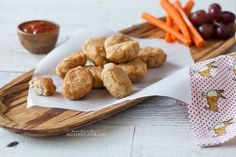 Homemade Grain-Free Chicken Nuggets by Danielle Walker's Against all Grain