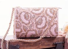 Pink Bliss Duffle by RucheHues on Etsy