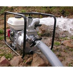 """Koshin SEH100x 4"""" Honda powered self priming engine pump - Petrol Clean & Black Water Engine Driven Pumps from pump.co.uk - W.Robinson & Sons (Ec) Ltd UK Black Water, Agriculture, Outdoor Power Equipment, Sons, Household, Engineering, Pumps, Cleaning, Court Shoes"""