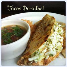 Tacos Dorados!