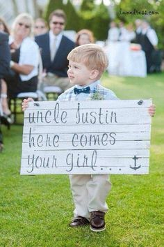 This is seriously perfect! Little Jamison will definitely have to do this!