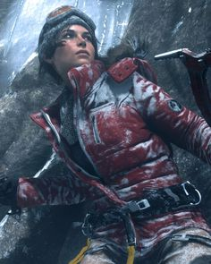 Rise of the Tomb Raider ~ Gameplay trailer and creating Lara Croft featurette