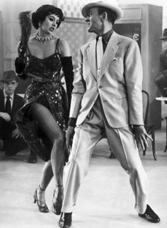 Cyd Charisse & Fred Astaire - The Band Wagon, 1953