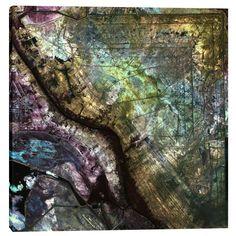 Epic Graffiti 'Earth As Art: Iraqi Emplacement' Giclee Canvas Wall Art
