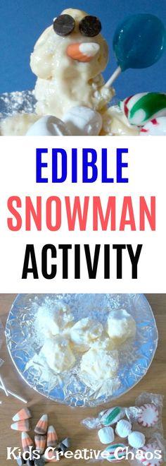 EDIBLE Party Activit