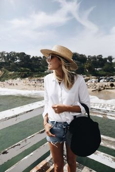 Damsel in Dior | My day in Malibu