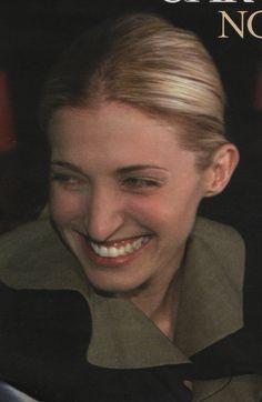 Carolyn Bessette Kennedy .
