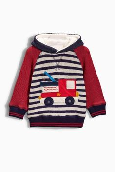 Buy Red Transport Fleece (3mths-6yrs) online today at Next: Portugal