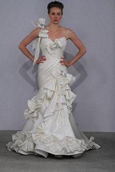 abiti da sposa pnina tornai - Cerca con Google