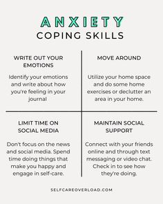 How to manage your anxiety during the coronavirus pandemic. Don't let impact your mental health. Use these tips to reduce worry, fear, and anxiety. Anxiety Self Help, Anxiety Coping Skills, Overcoming Anxiety, Deal With Anxiety, Anxiety Tips, Stress And Anxiety, Quotes About Anxiety, Things To Help Anxiety, How To Overcome Anxiety