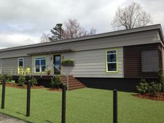 """Clayton Homes new Concept House....not """"tiny"""", but interesting ideas."""