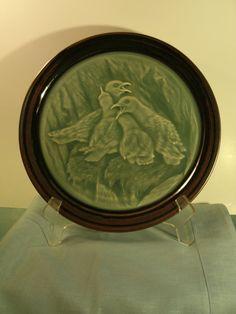 Edgecomb Pottery Stoneware Art Pottery by TheProfessorsAttic, $85.00