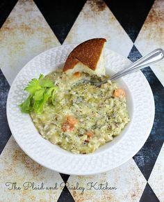 Panera tuscan chicken soup recipe