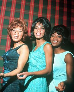 "tammi-terrell: "" Martha and The Vandellas, "" Soul Funk, R&b Soul, Tammi Terrell, Tamla Motown, 60s Music, Thing 1, Northern Soul, Girl Bands, Soul Music"