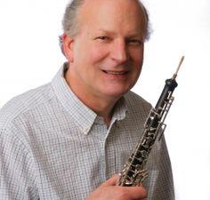 Richard Woodhams - Principal Oboe -The  Philadelphia Orchestra. aka my idol.
