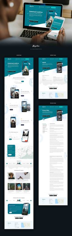 Discover what you can do with Wix Code. Build content-rich websites and robust web applications with advanced capabilities and stunning design features. Web Design, Website Design Layout, Web Layout, Page Design, Tool Design, Create Website, Website Web, Website Ideas, Web Creation