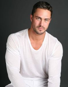 Taylor Kinney... I don't even have to say anything about him.