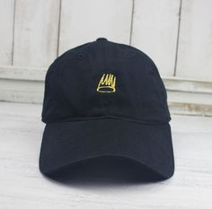 New Born Sinner Crown Baseball Cap Curved Bill Dad Hat by REALEST Brass  Buckle 7a25df1c21d8