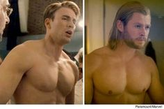 I LOVED the new Avengers movie...the only thing I didnt like was that I didnt get to see any of this!!!! #popular