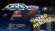 MEGAMAN 2 (INTRO REMAKE) 1080p