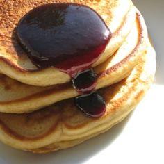 Ricetta Pancakes d'avena