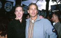 Chris Klein and Paul