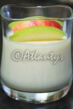 Terapia do Tacho: Mousse de maçã com canela (Apple and cinnamon mousse)