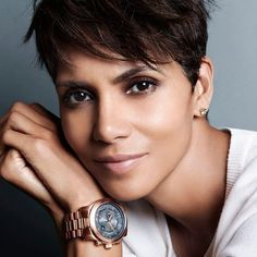 Halle Berry pledges to continue her support of @MichaelKors' Watch Hunger Stop campaign