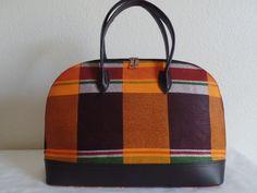 African print hand bag Ankara hand bag Ankara tote by Oludan